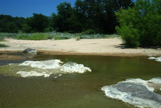 Llano River, Texas